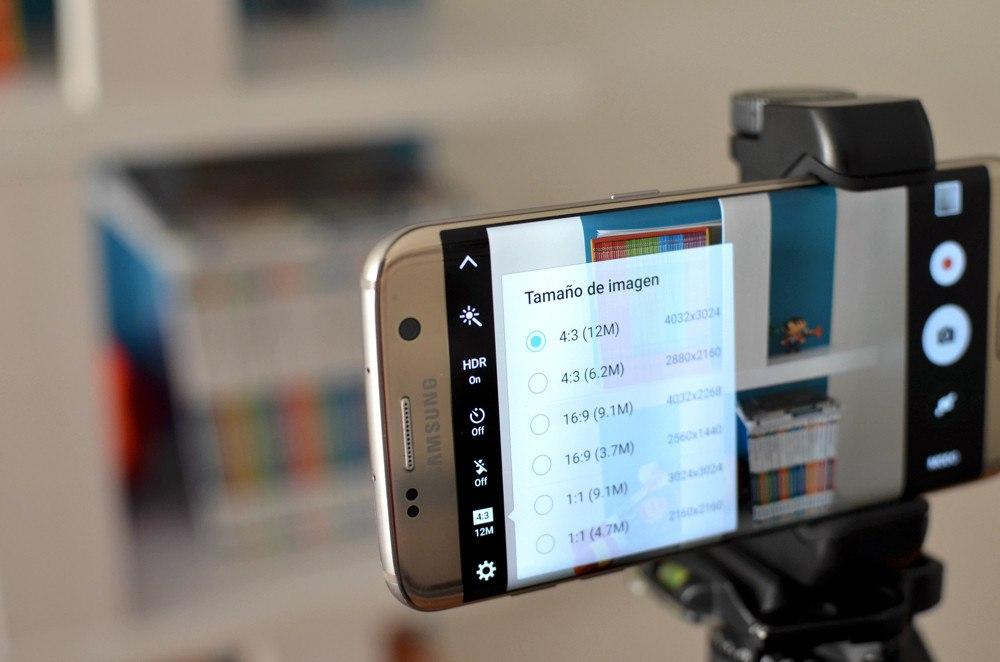 la cámara de tu móvil